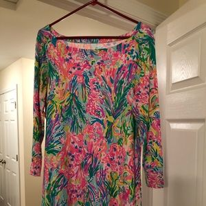 Lilly Pulitzer UPF 50+ dress